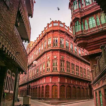 3 Days Jaipur Bikaner Tour
