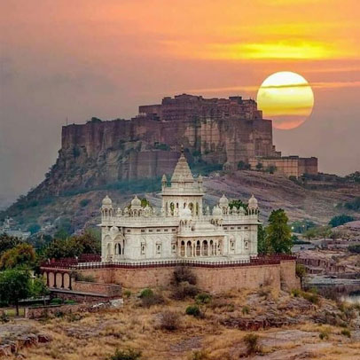 4 Days Jaipur Jodhpur Tour