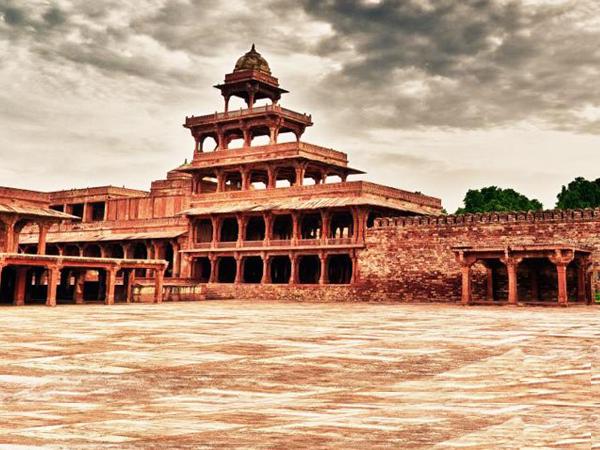 A Visit to Fatehpur Sikri