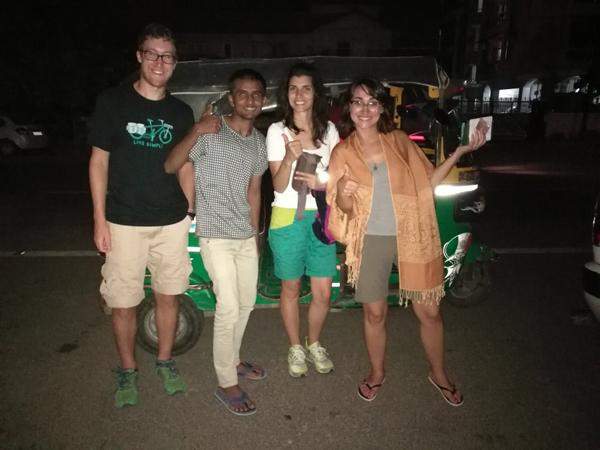 Jaipur Night Tour by Tuk Tuk