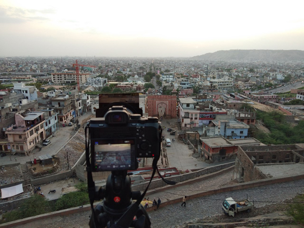 Jaipur View from Top