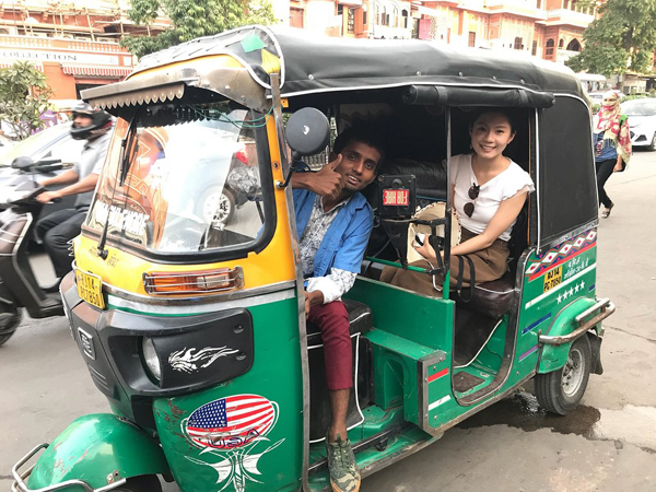 City Tour by Tuk Tuk