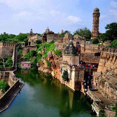 6 Days Jaipur Pushkar Chittorgarh Udaipur Tour