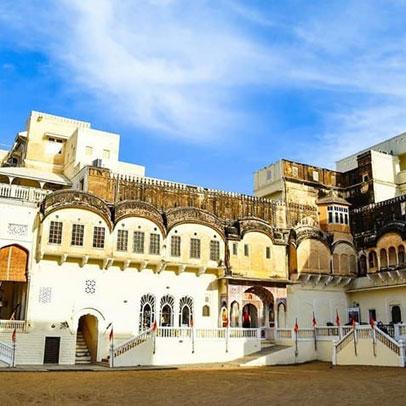 5 Days Jaipur Mandawa Bikaner Tour