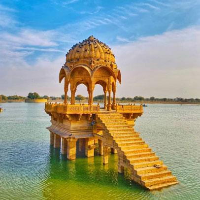 6 Days Jaipur Bikaner Jaisalmer Jodhpur Tour