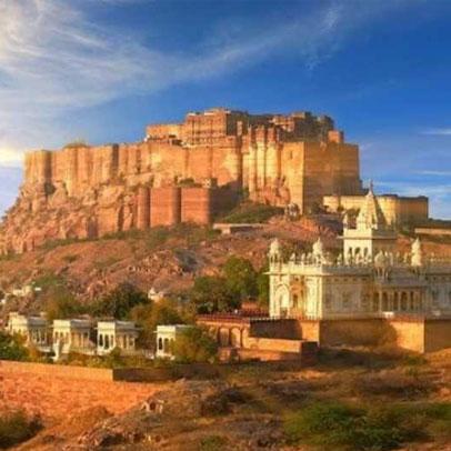 6 Days Jaipur Ajmer Pushkar Udaipur Jodhpur Tour