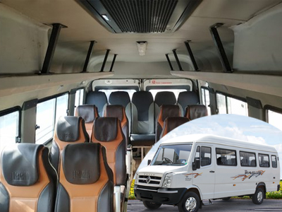 18 Seater Tempo Ttraveller