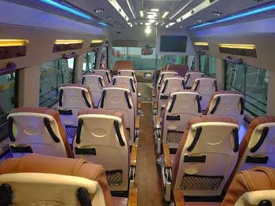 20 Seater Tempo Traveller