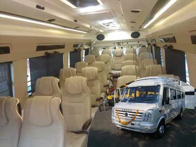 26 Seater Tempo Ttraveller
