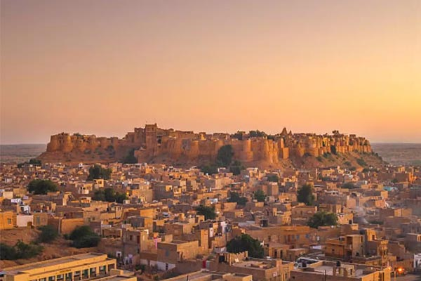 Best Places to Visit in Jaisalmer in 2 Days